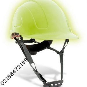 کلاه کار در ارتفاع نور تاب «نور تاب»کوهستان steel pro safety